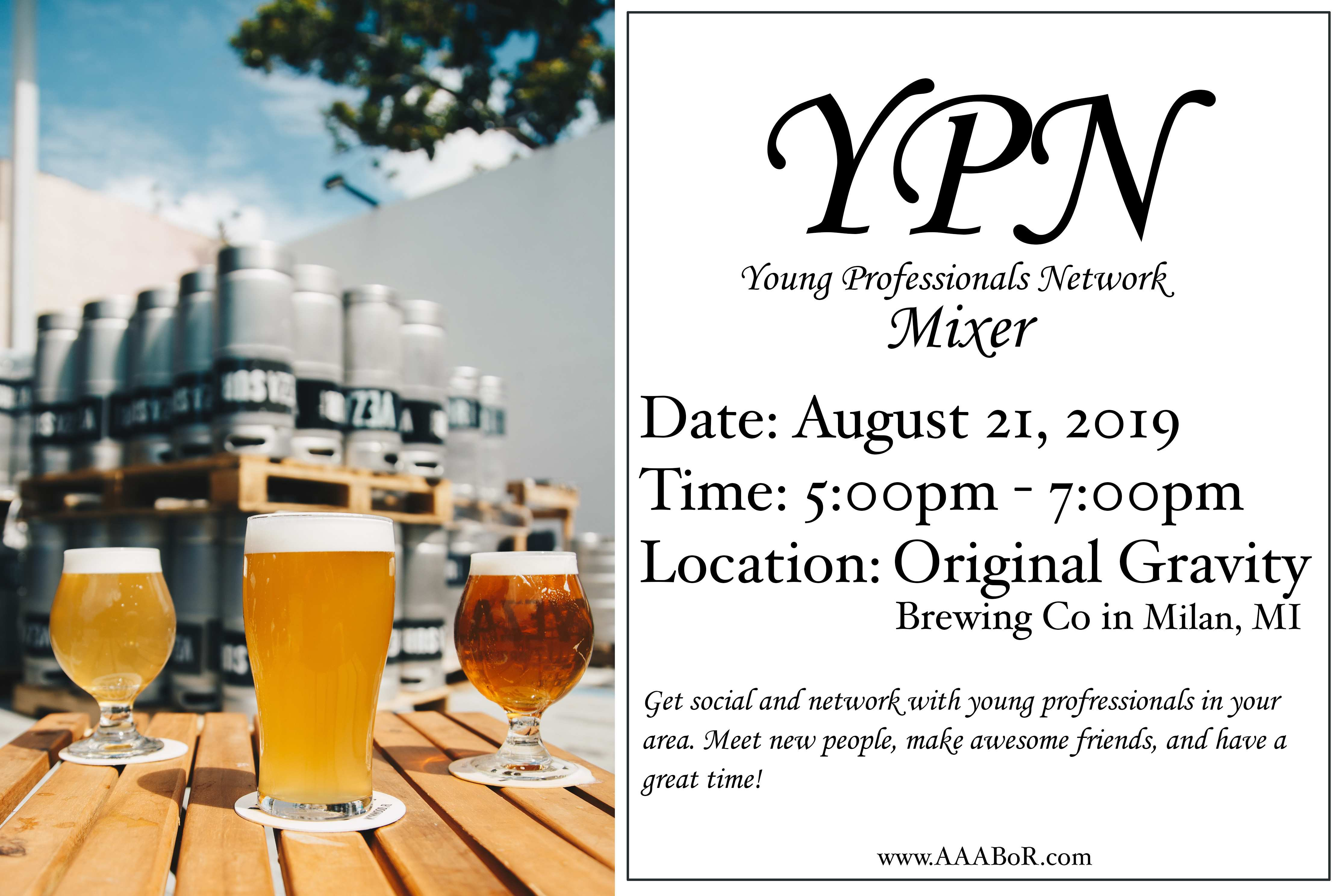 YPN Original Gravity